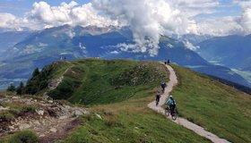 Kronplatz - Tauferer Ahrtal trails mtb