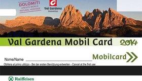 Groeden Gardena Card