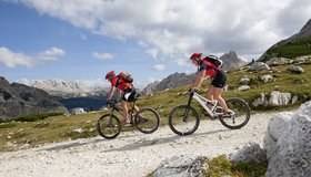 Mountainbike Alta Badia
