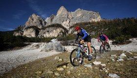 Bikeguiding Alta Badia