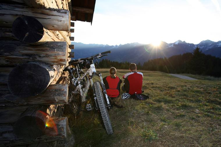Bike & culinary mtb holidays Serfaus - Fiss - Ladis in Tirol