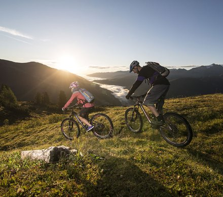 © Mountain Bike Holidays