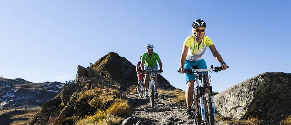Tour & MTB-Trails Montafon