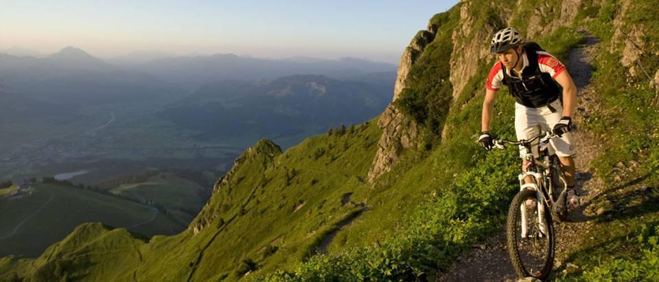 Freeride Kitzbüheler Alpen © Anna Maria