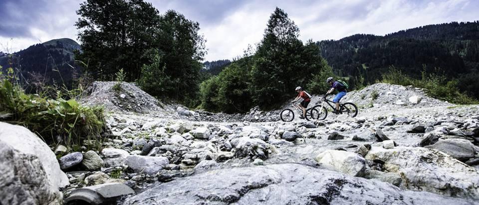 Tour & Trail Zillertal Arena © D. Galizia