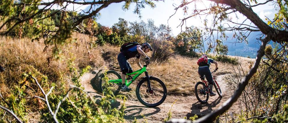 Freeride & Bikeparks Südtirol, Italien
