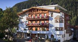 Mountainbike Hotel Central Nauders