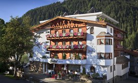 Mountainbike Hotel Central Nauders