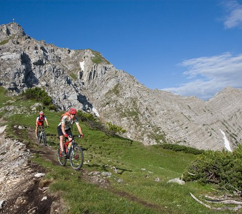 Mountain Bike Holidays Tiroler Zugspitz Arena
