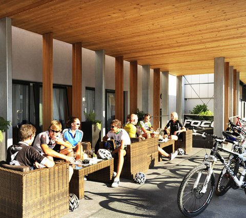 Bikerrast Hotel Flachau