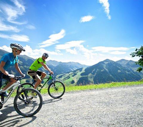 Bikeregion Pinzgau, Hotel Saliter Hof