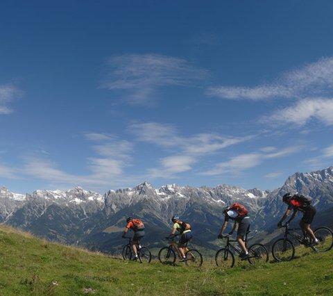 Bike region Pinzgau Hotel Eder