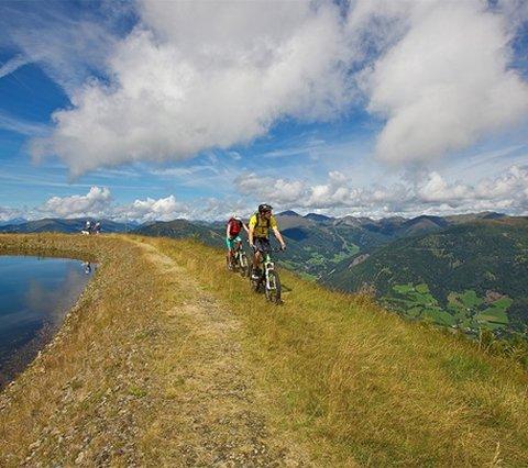 Feriendorf Kirchleitn Bike regio Bad Kleinkirchheim