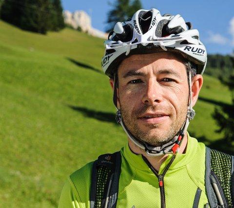 Klaus Irsara, Hotelier Bikehotel Melodia del Bosco