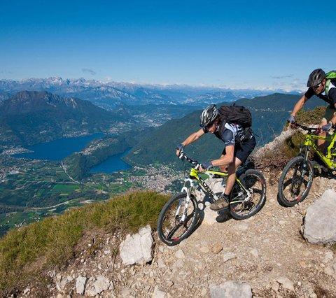 Sport&Wellness Hotel Cristallo am Levicosee, Italië