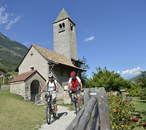 Bikeregion South Tyrol, Hotel Lindenhof Naturns