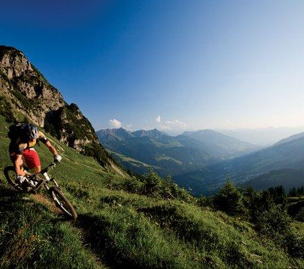 Bike holidays Vorarlberg - Walsertal © Florian Strigel