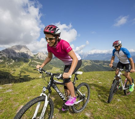 Biken © Nassfeld - Kärnten
