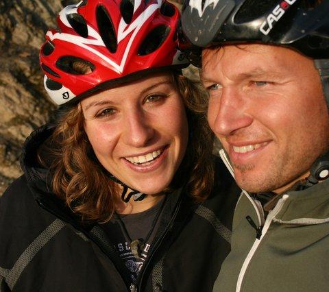 Bikeguides Anne & Markus