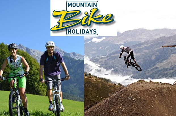 "3 themes at ""Mountain Bike Holidays"""