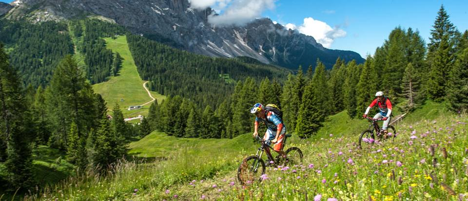 Tour & Trail Dolomiten - Eggental, Italien