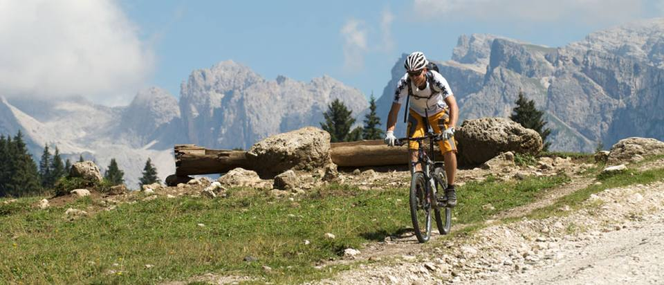 MTB Tour & Trail Gröden, Südtirol © Gunnar Diepenbruck