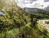 Flowtour © Graubünden