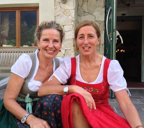 Edith und Agnes