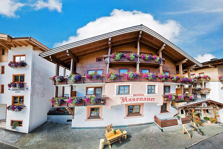 Mountain Bike Hotel Hasenauer