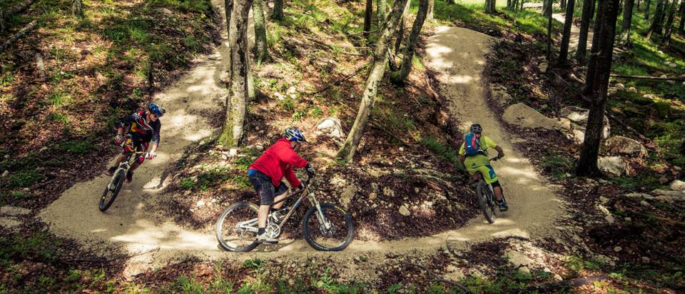 Freeride & Parks - Seenbiken Kärnten