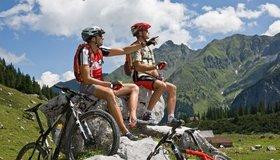 Bikeguiding - Montafon