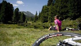 Bike & Family © Joachim Nischler