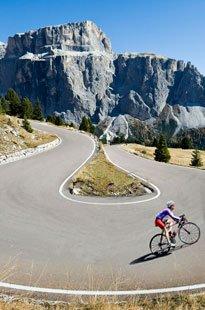 Dolomites Roadbike Week all'Hotel Melodia del Bosco
