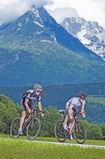The Ferienland Kufstein is racing fit
