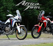 Africa Twin True-Adventure Weekend 2017