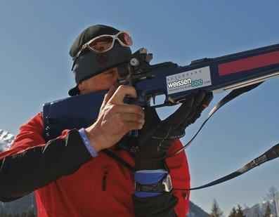 Biathlon in Carinthia