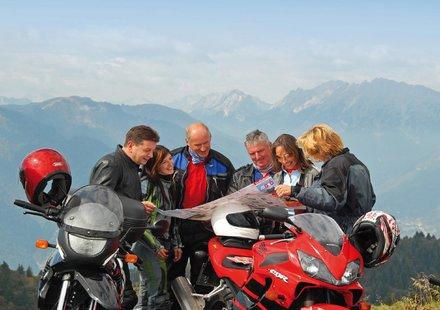 Biker in Kärnten