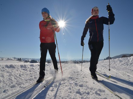 Cross country holidays in Scheidegg in Bavaria