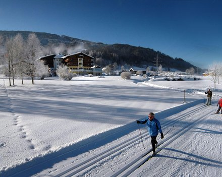 Cross Country Ski Holidays in the Hotel Zum Jungen Römer