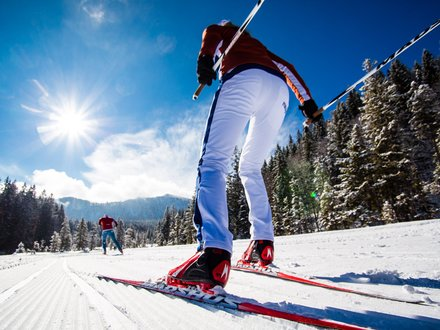 Cross Country Ski Holidays © Ruhpolding Tourismus GmbH