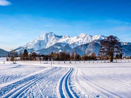 Cross Country Skiing in Salzburg