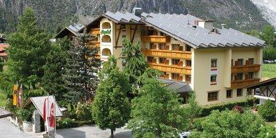 Hotel Jägerhof in Zams - Tirol
