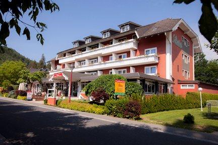 Hotel Silvia, Klopeinersee