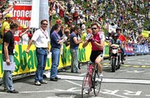 International Kitzbüheler Horn cycling race