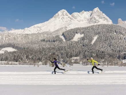 Langlauf (c) Sportalpen