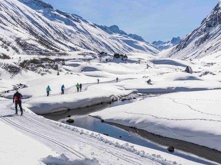 Langlaufen in Tirol