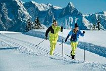 Langlaufen: unser Trainingstipp für den Winter