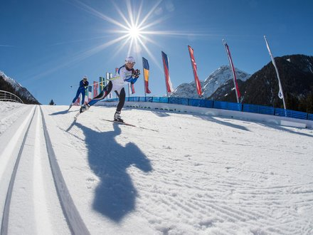 Langlaufregion Dolomitenregion 3 Zinnen