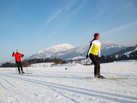 Langlaufregion in Tirol