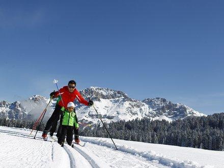 Langlaufurlaub in Val di Fiemme © Modica